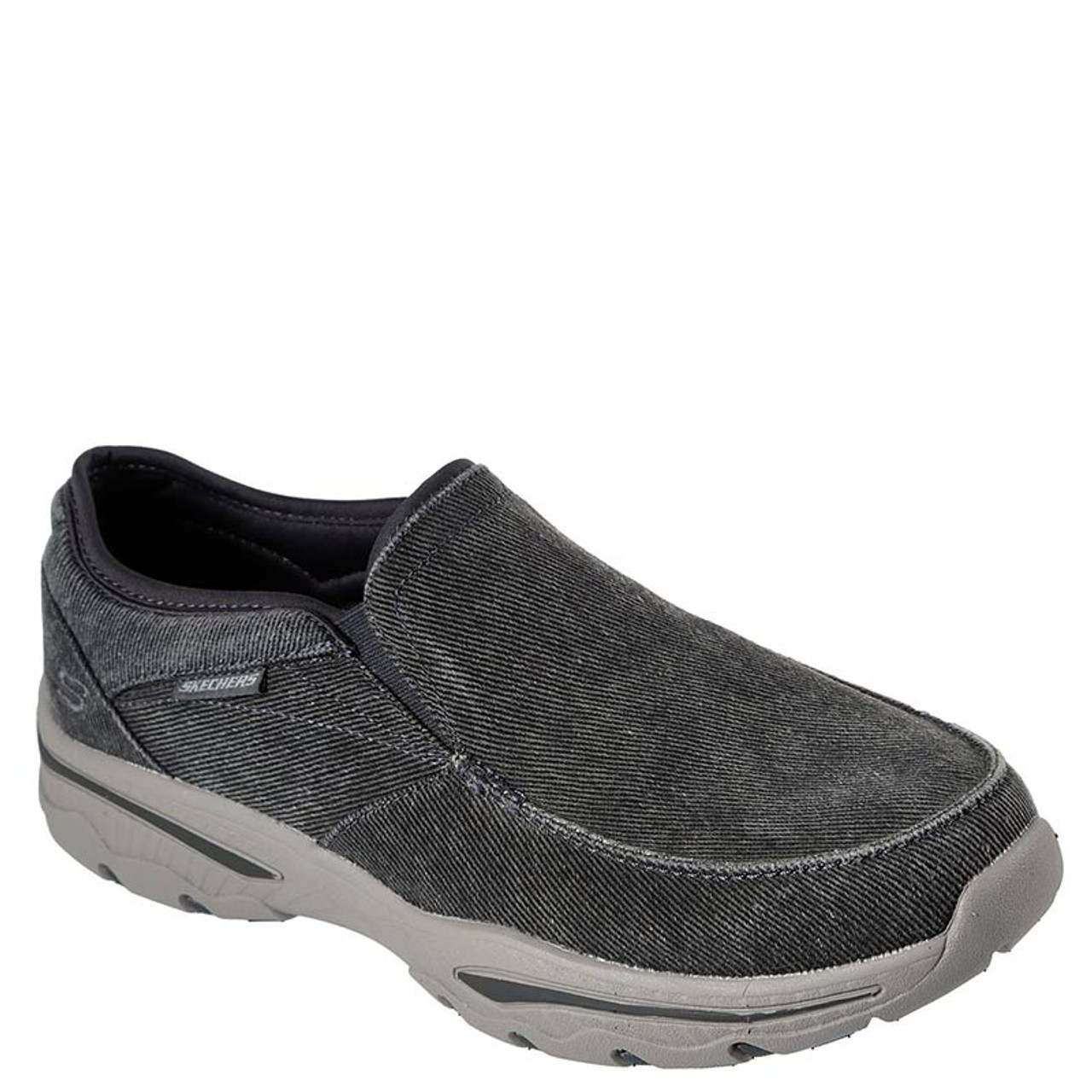 Slip-on CRESTON MOSECO Charcoal Shoes