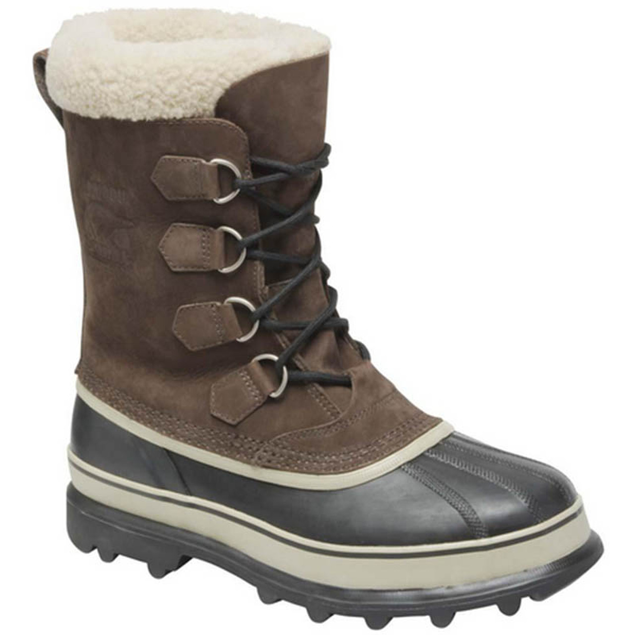 b6585b0b4c7d7 Sorel 1002871 Men s Caribou Bruno Winter Snow Boots - Family ...