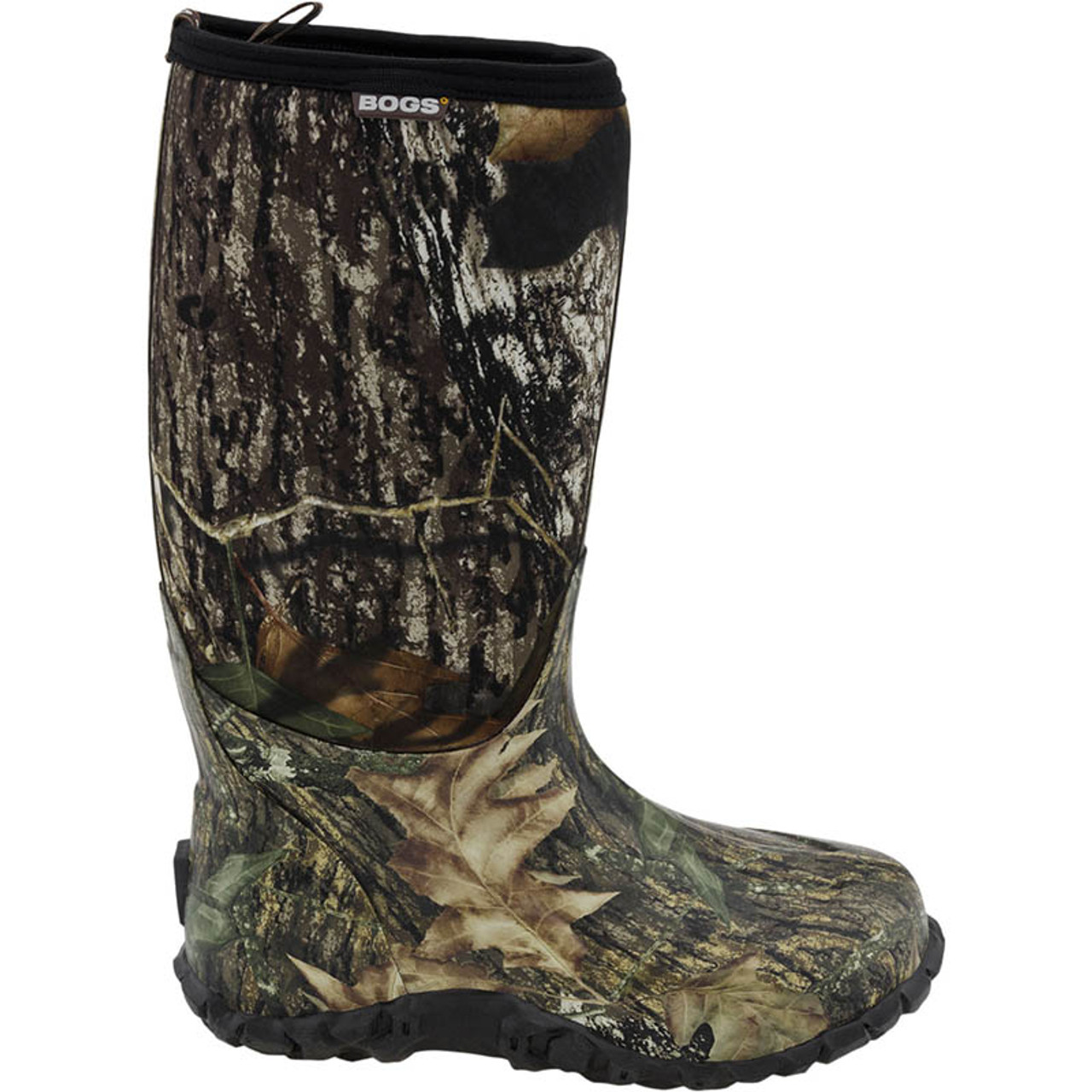 7cd96415594 BOGS 60542 Men's CLASSIC HIGH MOSSY OAK Insulated Camo Boots