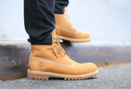 Timberland Original Gold Tims Boots - Beware of Fake Tims Boots