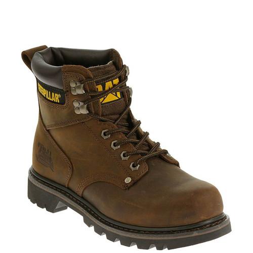 CAT P72593 Men's Second Shift Soft Toe Work Boots