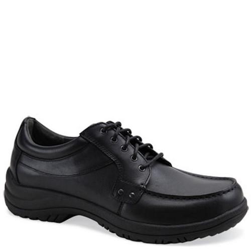 Dansko WYATT Black Leather Oxford Shoes