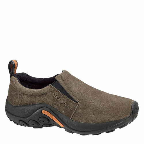 Merrell J60787 Men's JUNGLE MOC Slip-On Shoes Gunsmoke Suede