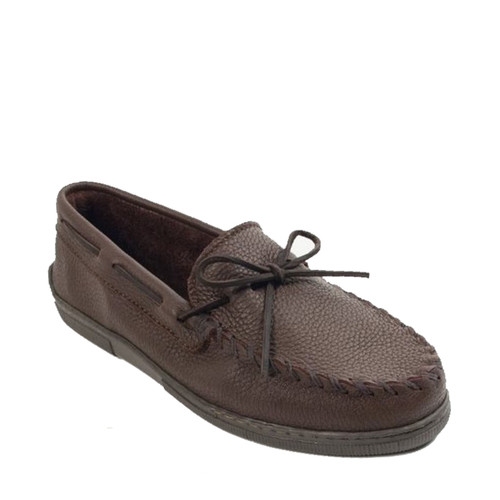 Minnetonka 892 MOOSEHIDE CLASSIC Brown Moccasins