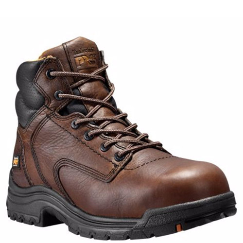 "Timberland PRO 50508 TITAN 6"" Composite Toe Non-Insulated Work Boots"