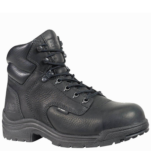 Timberland PRO 72399 Women's TITAN Black Safety Toe Work Boots
