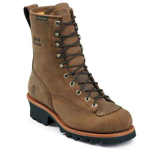 Chippewa 73103 PALADIN BAY APACHE Steel Toe 400g Insulated Logger Boots