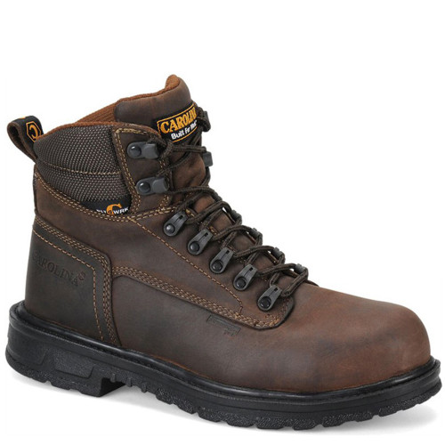 Carolina CA9559 CAISSON AT Safety Toe Met Guard Broad Toe Work Boots