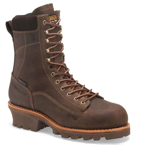Carolina CA7521 BIRCH Composite Toe 600g Insulated Logger Boots