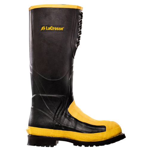 "LaCrosse 228265 Meta Pac 16"" Alloy Safety Toe Non-Insulated Mining Boots"