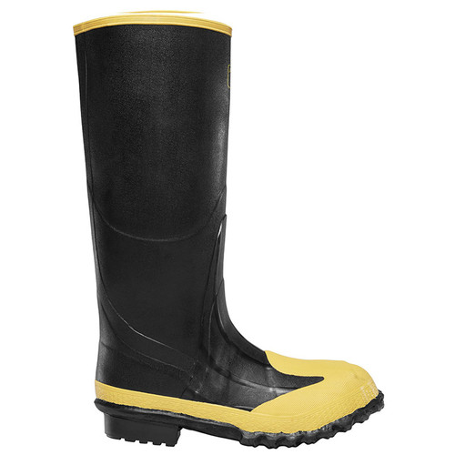 """Lacrosse #228260 Meta Pac 16"""" Steel Toe Non-Insulated Waterproof Mining Boots"""