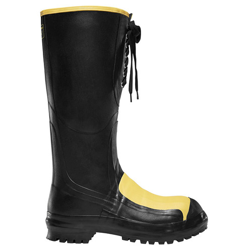 """LaCrosse 228050 META PAC 16"""" MINING BOOTS Steel Toe Non-Insulated"""
