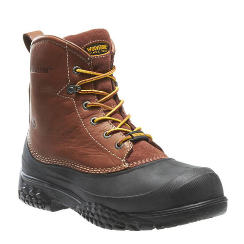 Wolverine W05698 SWAMPMONSTER Steel Toe Non-Insulated Work Boots