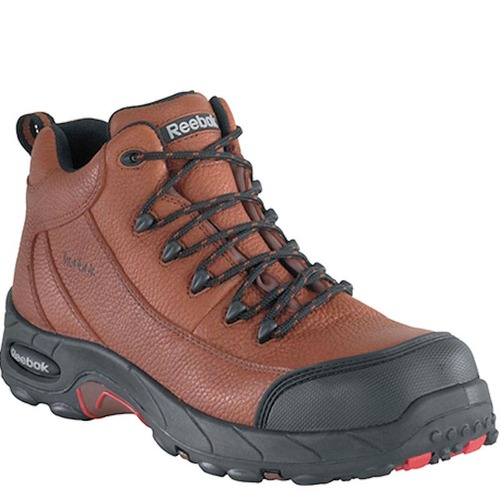 Reebok RB4444 TIAHAWK Composite Toe Brown Hiking Boots