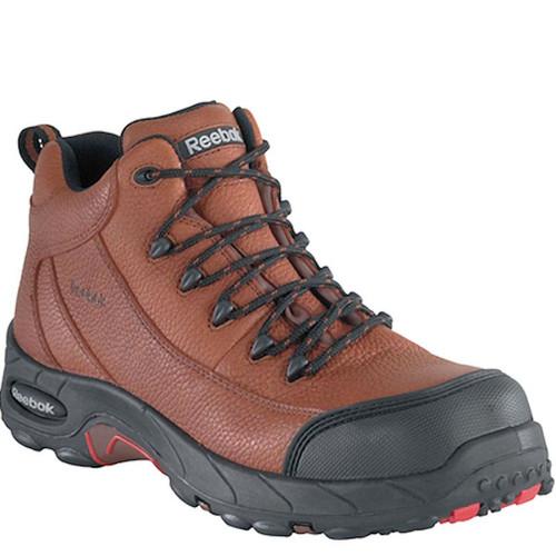 Reebok RB4444 TIAHAWK Composite Toe Brown Hiking Boots