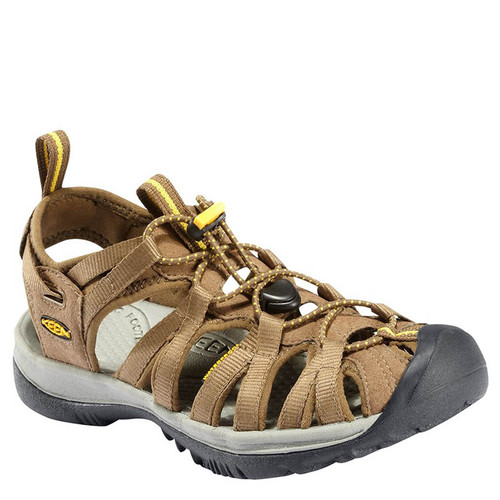 Keen Whisper Sandal Coffee Liqueur Yellow