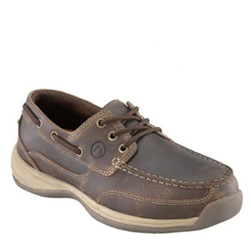 Rockport Works RK676 Women's SAILING CLUB Steel Toe Work Shoes