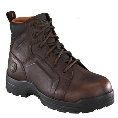 Rockport Works XTR Composite Toe Brown Work Boots