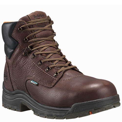 Timberland PRO 26078242 TITAN Alloy Safety Toe Non-Insulated Work Boots