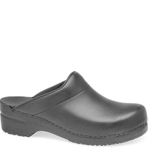 Dansko Men's KARL BLACK BOX Clogs