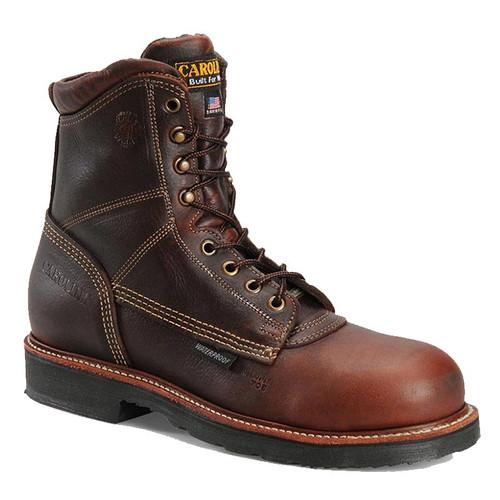 Carolina CA1816 USA UNION MADE SARGE HI Composite Toe Non-Insulated Work Boots