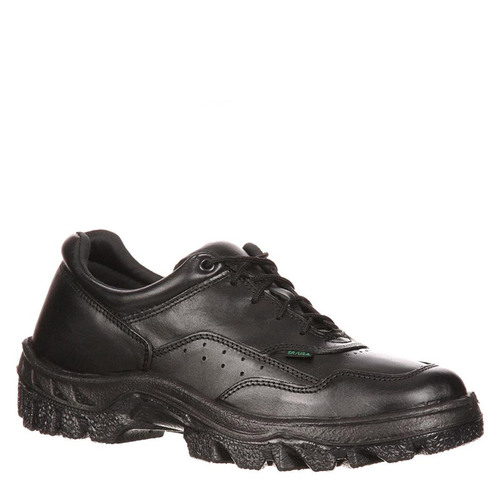 Rocky FQ0005001 Men's USA MADE BERRY COMPLIANT TMC Postal Approved Polishable Duty Shoes
