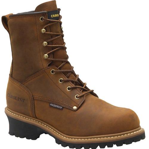 Carolina CA4821 ELM Soft Toe 600g Insulated Logger Boots