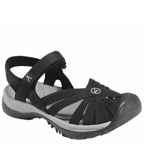 Keen ROSE SANDALS Black Neutral Gray
