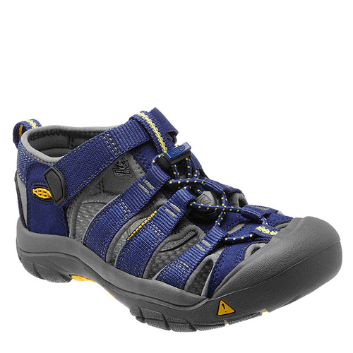 Keen LITTLE KIDS' NEWPORT H2 Sandals Blue Depths Gargoyle