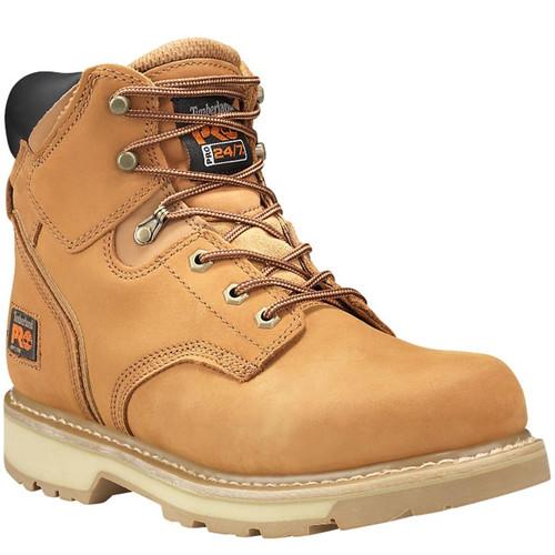 """Timberland PRO 33030 PIT BOSS 6 """" Soft Toe Work Boots"""