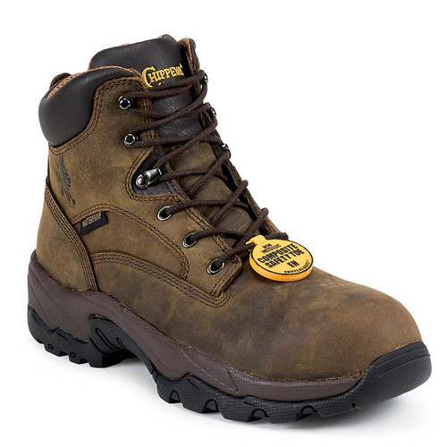 Chippewa 55161 GRAEME Bay Apache Composite Toe Non-Insulated Work Boots