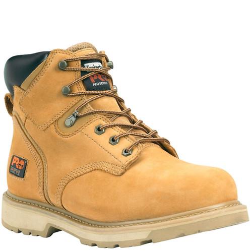 "Timberland PRO 33031231 PIT BOSS 6"" Steel Toe Work Boots"
