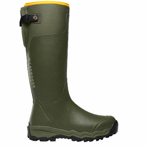 LaCrosse 376001 ALPHABURLY PRO FOREST GREEN Non-Insulated Hunting Boots