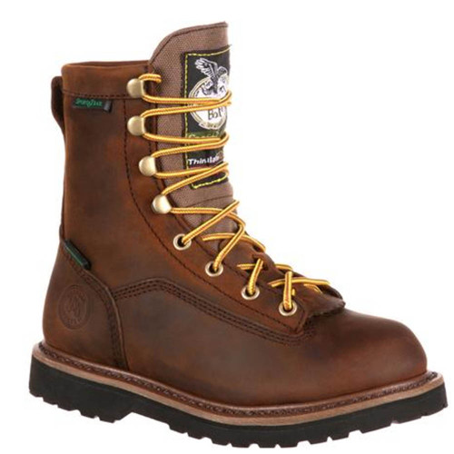 Georgia G2048 KIDS' Insulated Waterproof Work Boots