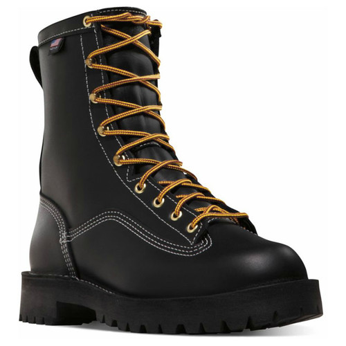 Danner 11550 USA MADE BERRY COMPLIANT SUPER RAIN FOREST GTX GORE-TEX Composite Toe Non-Insulated Work Boots