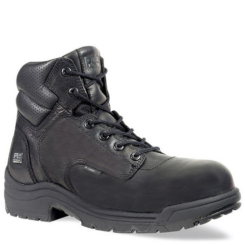 Timberland PRO 50507 TITAN Black Composite Toe Non-Insulated Work Boots