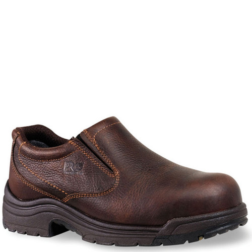 Timberland PRO 53534 TITAN Slip-On Safety Toe Work Shoes