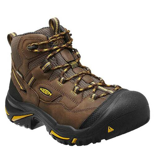 Keen Utility 1011242 USA BRADDOCK Steel Toe Non-Insulated Work Boots