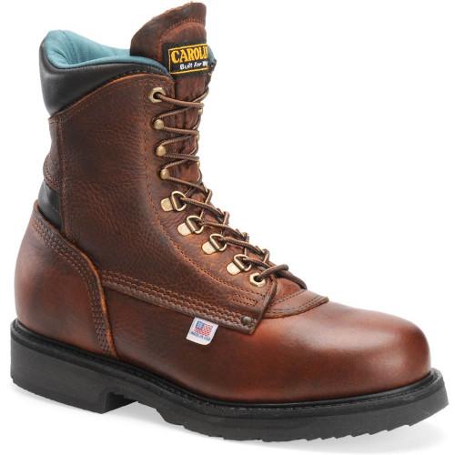 Carolina 1809 USA UNION MADE SARGE HI Steel Toe Non-Insulated Work Boots