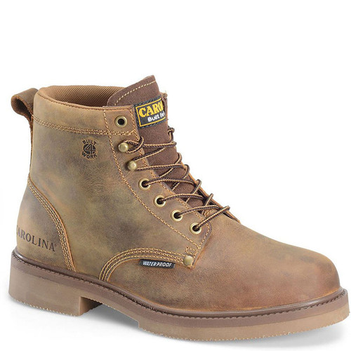 Carolina CA3044 MILAR Soft Toe Non-Insulated Smooth Sole Work Boots