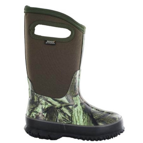BOGS 71650 KIDS' CLASSIC MOSSY OAK Insulated Handle Boots