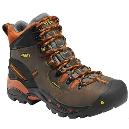 Keen Utility 1009709 PITTSBURGH Soft Toe Non-Insulated Work Boots