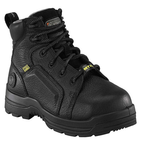 Rockport Works RK6465 MET GUARD XTR Black Composite Toe Work Boots