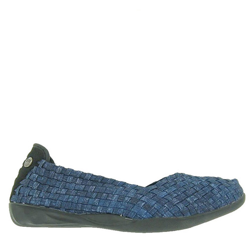 Bernie Mev Catwalk Flats Light Jeans