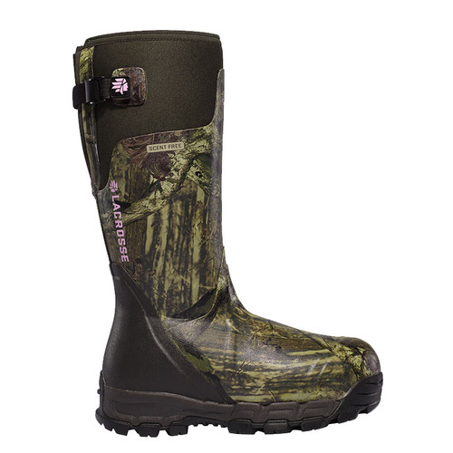 LaCrosse 376047 Women's ALPHABURLY PRO 1600g Hunting Boots