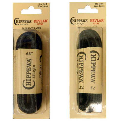 Chippewa AUTHENTIC KEVLAR Heavy Duty Boot Laces