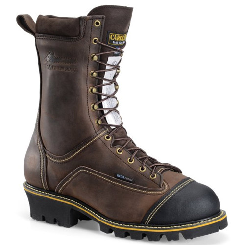 Carolina CA931 USA X SAW UL Classified Chainsaw Logger Boots