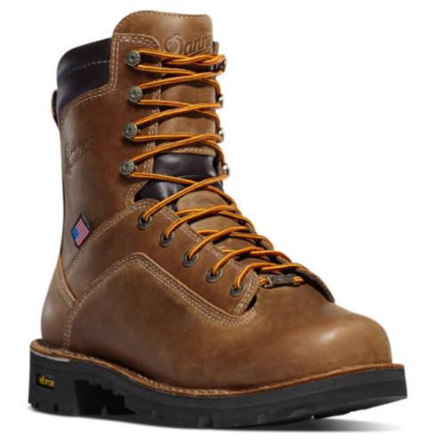 Danner 17321 USA QUARRY GTX GORE-TEX Composite Toe 400g Insulated Work Boots