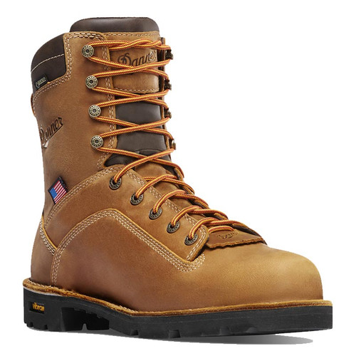 Danner 17319 USA QUARRY GORE-TEX Soft Toe 400g Insulated Work Boots
