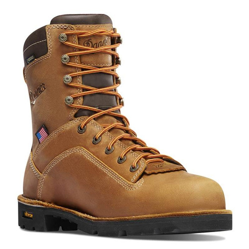 Danner 17315 USA QUARRY GTX GORE-TEX Soft Toe Non-Insulated Work Boots